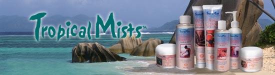 Средства гигиены и ухода Tropical Mists