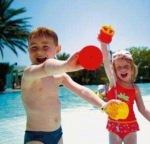 Лучшие отели для отдыха с детьми в